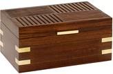 Mela Artisans Tribeca Decorative Box, Large