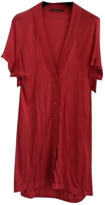 Balenciaga Pink Silk Knitwear for Women