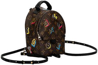 One Kings Lane Vintage Louis Vuitton Mini Backpack - Vintage Lux