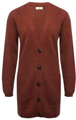 M&Co JDY longline cardigan