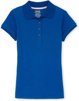 IZOD EXCLUSIVE IZOD Fashion Polo Shirt - Girls 7-18 and Plus