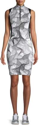 Tail Clermont Printed Golf Dress