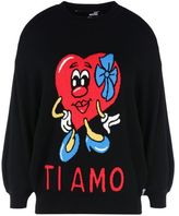 Love Moschino Moschino Long Sleeve Sweater