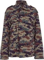 Nili Lotan Ashton Camo Jacket