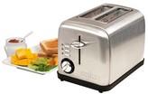 Toastess SALTON® Electronic 2 Slice Toaster
