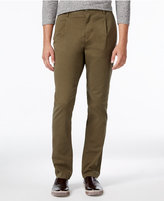 William Rast Men's Bedford Relaxed-Fit Tapered Pants