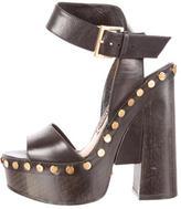 Tom Ford Studded Platform Sandals
