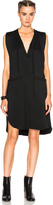 Etoile Isabel Marant Nicky Heavy Crepe Dress