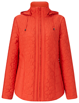 Four Seasons Quilted Jacket, Watermelon