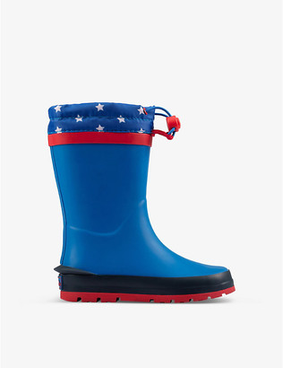 Clarks Mudder Race wellington boots 3-9 years