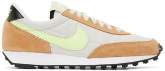 Nike Grey and Brown Daybreak Sneakers