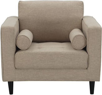 Manhattan Comfort Set Of 2 Arthur Armchairs