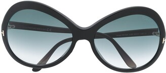 Tom Ford Rounded Sunglasses