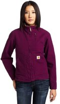 Carhartt Women's Sandstone Duck Canyon Jacket