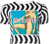 House of Holland Dreamy hypnotic T-shirt