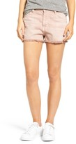 Current/Elliott Women's The Boyfriend High Waist Denim Shorts