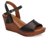 Bella Vita Women's Ali Wedge Sandal
