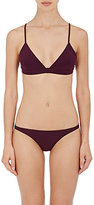 Rochelle Sara Women's The Garine Triangle Bikini Top