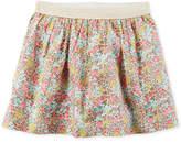 Carter's Floral-Print Cotton Skirt, Toddler Girls (2T-5T)
