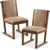 Easton Set of 2 Dining Chairs, Direct Ship