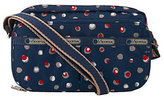 Le Sport Sac Printed Crossbody Wallet with AdjustableStrap