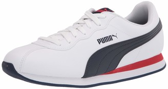 Puma Men's Turin Sneaker Peacoat-Light Sky-hi 5.5 M US