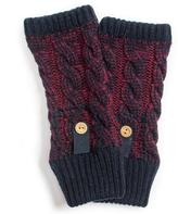 Muk Luks Women's Marled Cable Arm Warmers