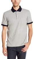 Jack Spade Men's Color-Blocked Warren Polo Shirt