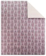 Deny Designs Belle13 Mandala Paisley Fleece Throw Blanket