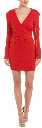 Jonathan Simkhai Cutout Sheath Dress