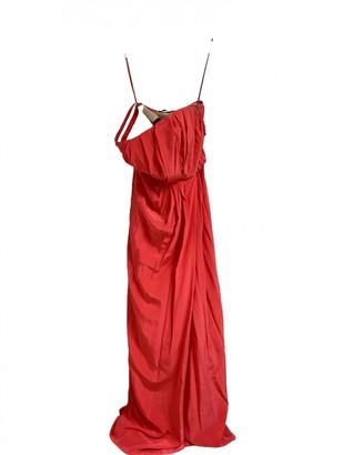 Thakoon Pink Silk Dress for Women