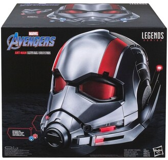 Marvel Legends Series Ant-Man Roleplay Premium Collector Movie Electronic Helmet with LED Light