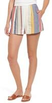 Show Me Your Mumu Women's Sawyer Stripe Shorts