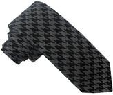 Haggar Wool Blend Large Houndstooth Tie