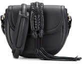Altuzarra Ghianda Knot Saddle Leather Shoulder Bag