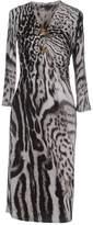 Roberto Cavalli Knee-length dresses - Item 34765440