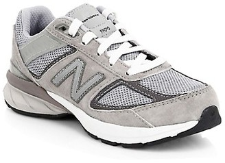 New Balance Kid's 990V5 Launch Sneakers