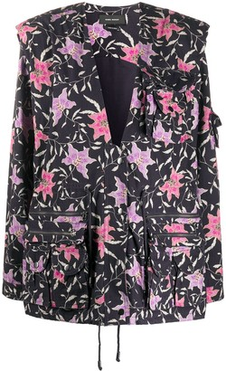 Isabel Marant Floral-Print Jacket