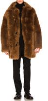 Coach 1941 Reversible Sheep Shearling Coat