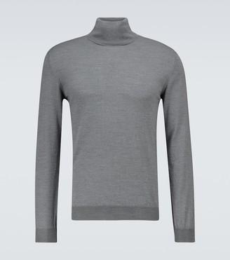 Zanone Flexwool turtleneck sweater