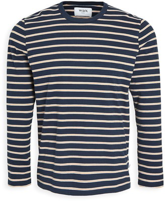 Wax London Ridley Striped T-Shirt