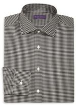 Ralph Lauren Purple Label Aston Checked Dress Shirt