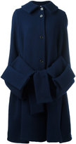 Henrik Vibskov Post pouch pocket coat