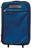 Lancel Blue Plastic Travel