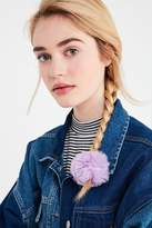 Urban Outfitters Fuzzy Scrunchie