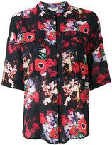 Kenzo Antonio Lopez shirt - women - Silk - 36