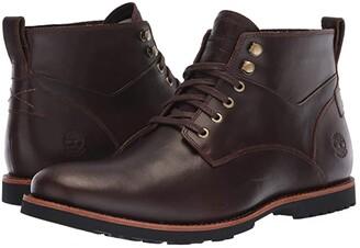 Timberland Kendrick Waterproof Chukka (Black Full Grain) Men's Lace-up Boots