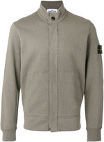 Stone Island jersey jacket - men - Cotton - S
