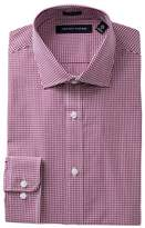 Tommy Hilfiger Allover Pattern Slim Fit Dress Shirt
