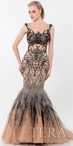 Terani Couture Veronica Tulle Evening Dress